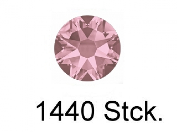 2078 SS 20 CRYSTAL ANTIQUE PINK A HF 1440 Stck.